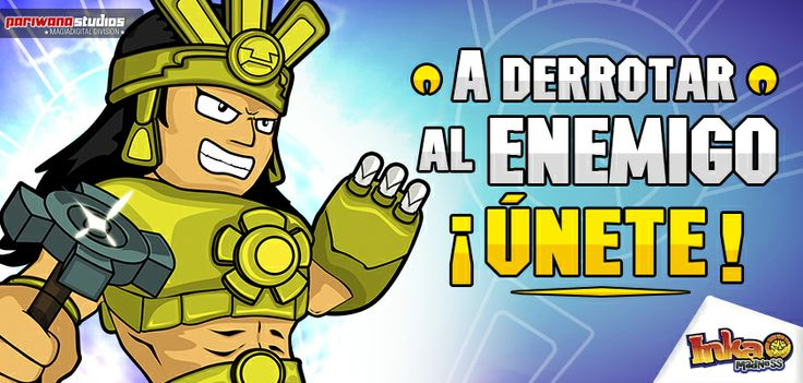 Unete a Inka Madness / Join Inka Madness. #inkamadness #games #apps #peru #ios #wp #ipad #iPhone #incas