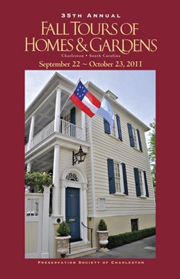 Charleston Preservation Society Tour Of Homes