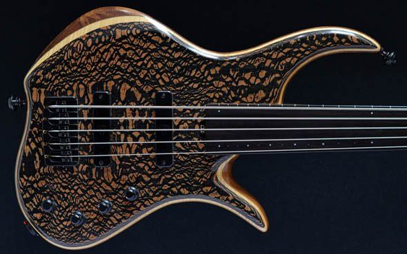 ACG Krell 5 Fretless-pre owned Second Hand Bass Guitar Stock :::: For sale, UK, On offer, Warwick, USA, Birmingham, London, Manchester