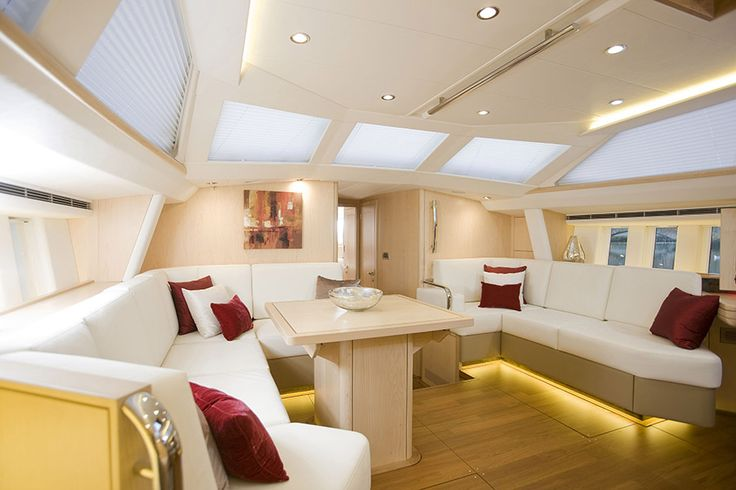 #Luxury #Blinds for a Luxury #Yacht from Oceanair