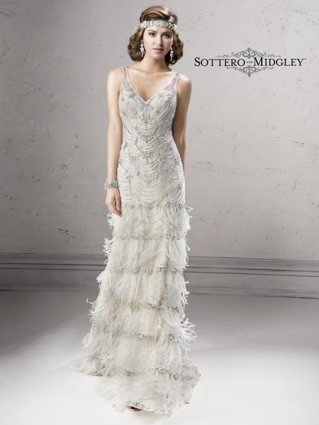 My Sottero and Midgley wedding dress is for sale on Still White.