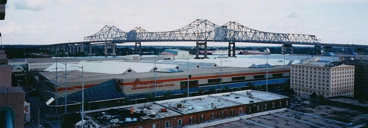 New Orleans Convention Center - Crescent City Connection - Wikipedia, the free encyclopedia