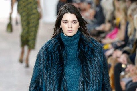 What to wear this Fall, 2015? Fun fur.
