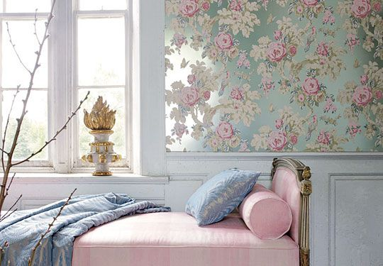 Dreaming of Anna French Wallpaper