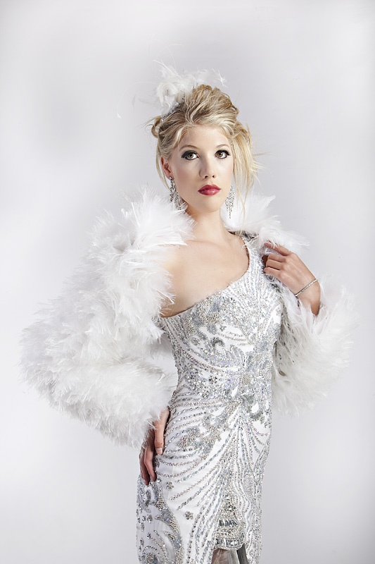 Make a statement in F Wilson Bridal Couture