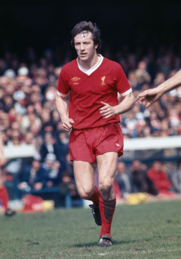 Liverpool-1977 Jimmy Case