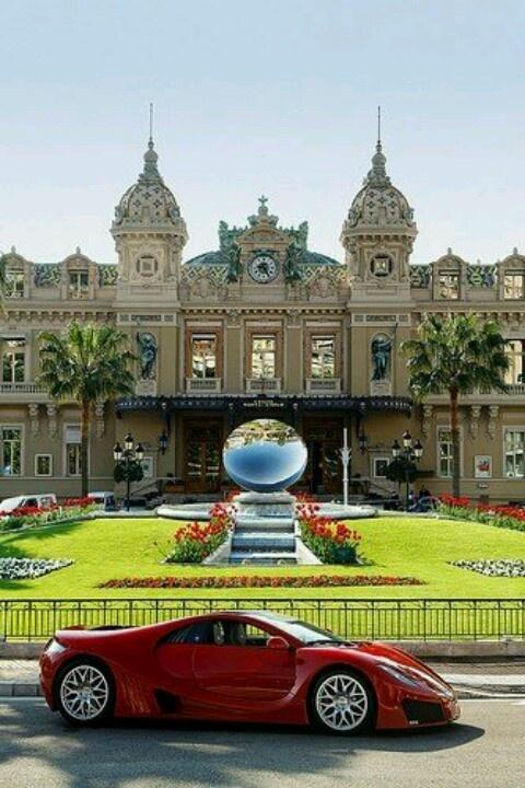 Monte Carlo, Monaco www.leftclickthis.com