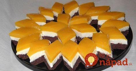 Výborný tip na šťavnatý koláčik, na ktorom si pochutná celá rodina. Milujú ho malí aj veľkí maškrtníci. Ak nemáte radi Fantu, pokojne ju nahraďte pomarančovým alebo mandarínkovým džúsom.