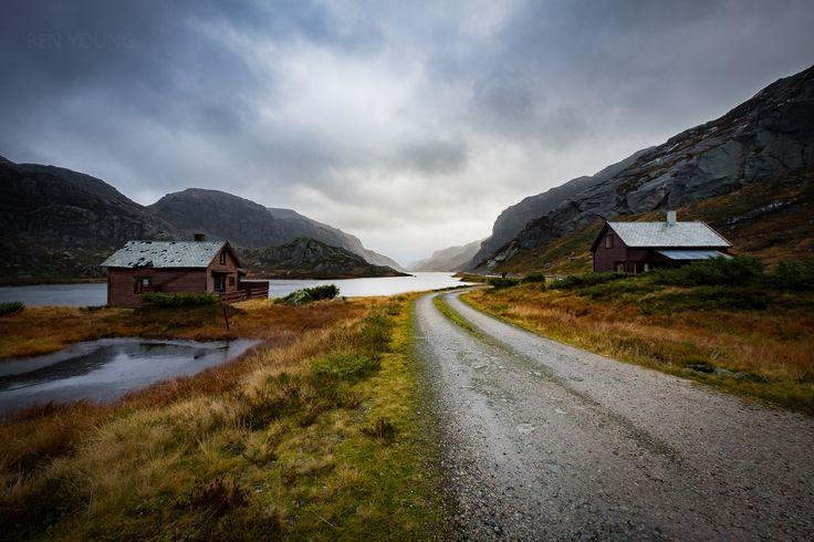 A Gloomy Autumn Day -
