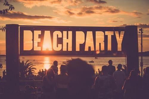 !Beach Party!