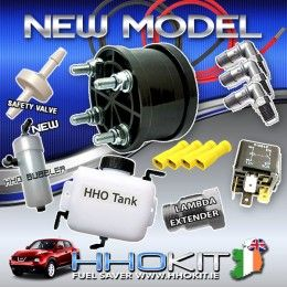 HHO KIT DC1500 hho set hho gas generator for cars Dry Cell Kit