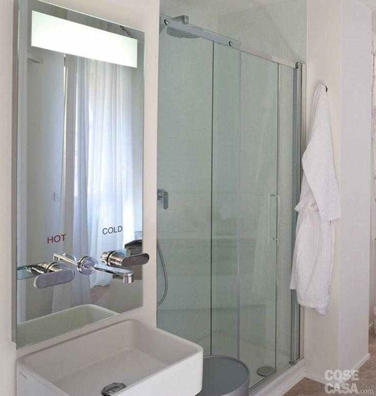 Oltre 25 fantastiche idee su doccia moderna su pinterest - Docce per bagni ...