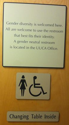 Bathroom Signs Dementia 10 best bathroom signs images on pinterest   bathroom signs