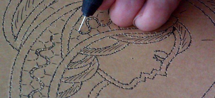 Interessante video, su come imparare a leggere un disegno per tombolo, di pizzo di Cantù. Vi mostro e spiego come leggere un disegno o cartina semplicemente
