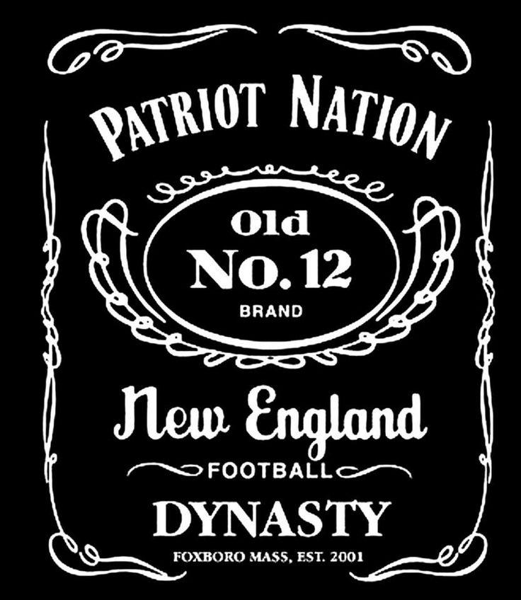 New England Patriots #PatsFan4Life
