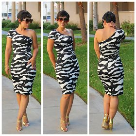mimi g.: DIY One Shoulder Dress + Pattern Review M6320