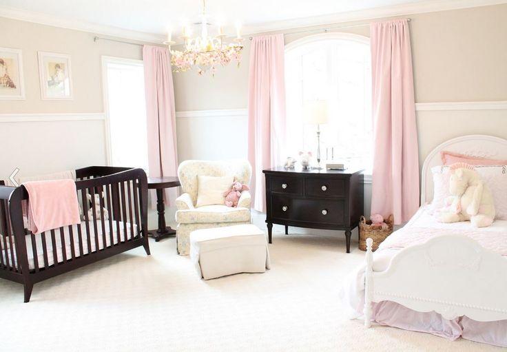 Как подобрать шторы для детской комнаты девочки