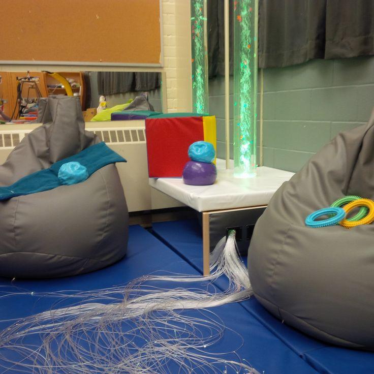 High School Sensory Room For Everyone To Use Multi