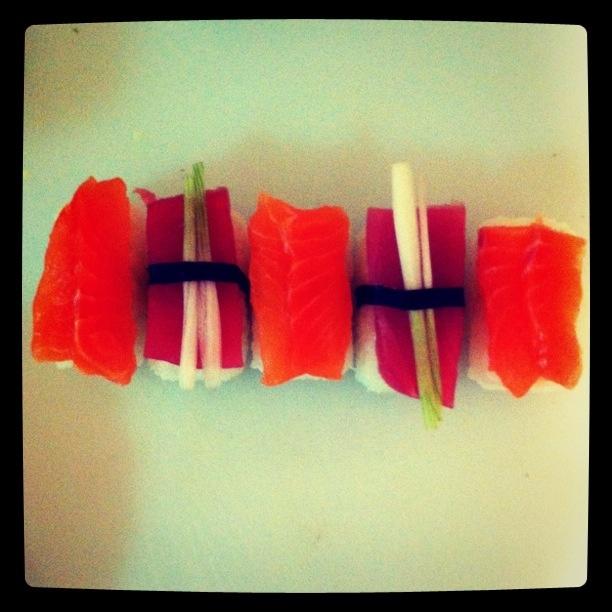 My sushi!