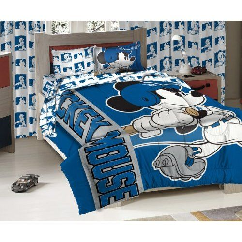 Dodgers Bedding Twin