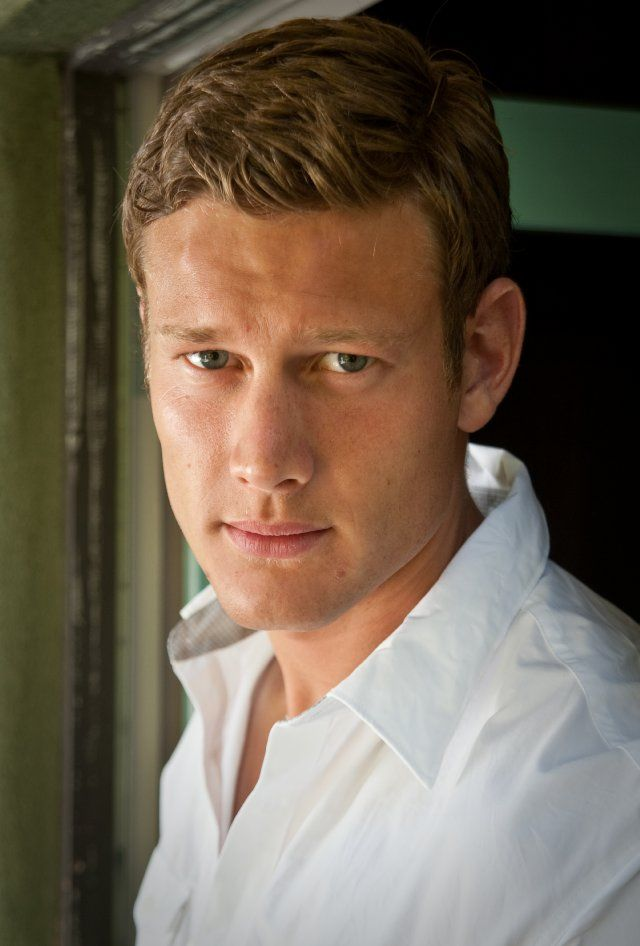 "Tom Hopper as Rupert ""Ruru"" Carsington in Mr Impossible/Un insupportable gentleman - Loretta Chase"