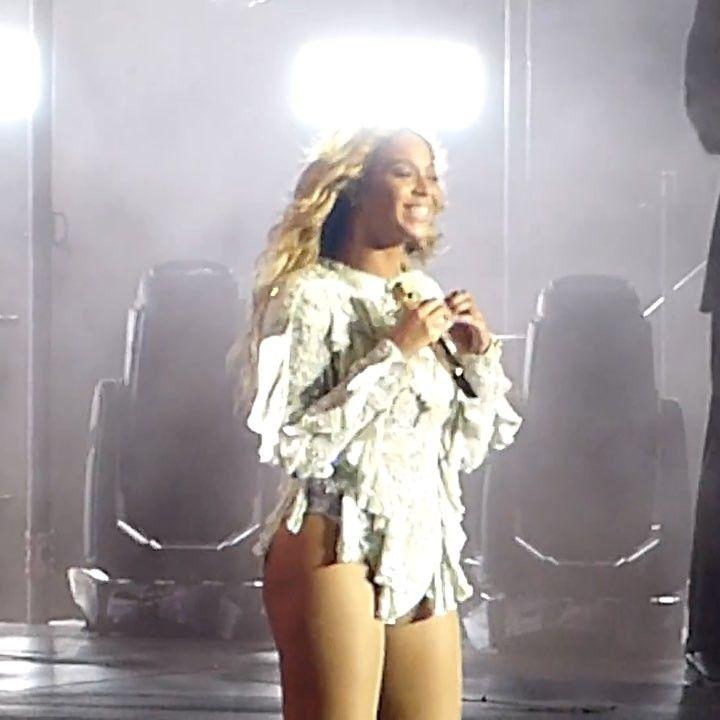 Beyoncé Me Myself and I Formation World Tour San Siro Milan Italy 18th July 2016