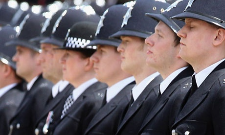 Police jobs: nearly 6,800 frontline posts have been cut since general election