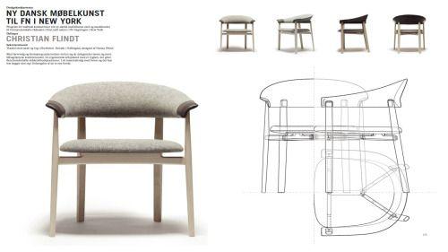 Christian Flindt er ny indenfor dansk møbeldesign. Han er en ung og talentfuld designer, som er oprindelig uddannet arkitekt fra Arkitektskolen i Århus.Efter afslutningen af denne uddannelse studere...