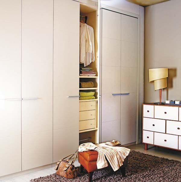 Puertas de armario muy decorativas room for Puertas decorativas para casa