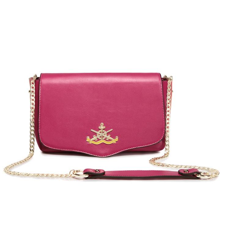 Voyage journal bag, Color: Red, No.: 1170396-02