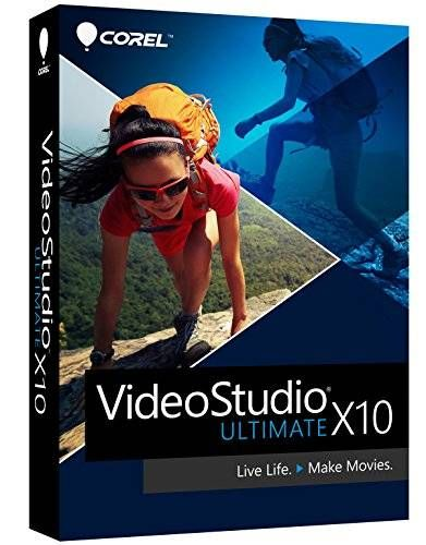 nice Corel VideoStudio Ultimate X10