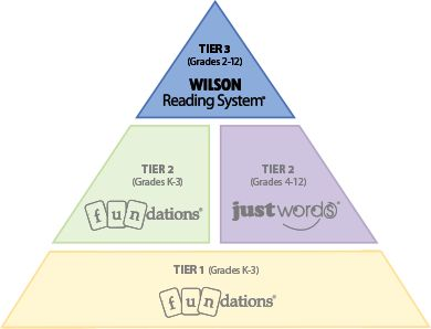 Wilson Reading System Tier 3                                                                                                                                                     More