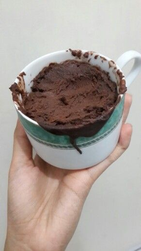 Chocolate creamy mousse. By me! So easy, so good ~~♡