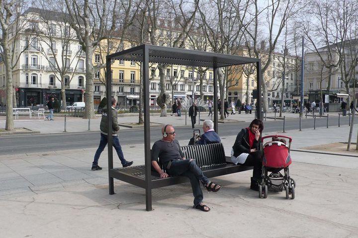 1000 id es propos de d fi de places assises sur pinterest d fi squat d fis de remise en - Mobilier jardin d ulysse saint etienne ...