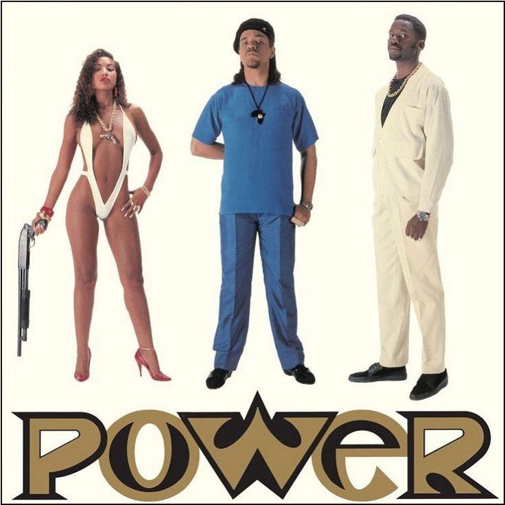 Ice-T - Power on 180g LP