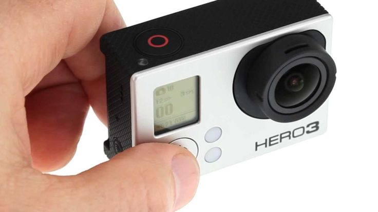 GoPro HERO3 Cameras: Getting Started