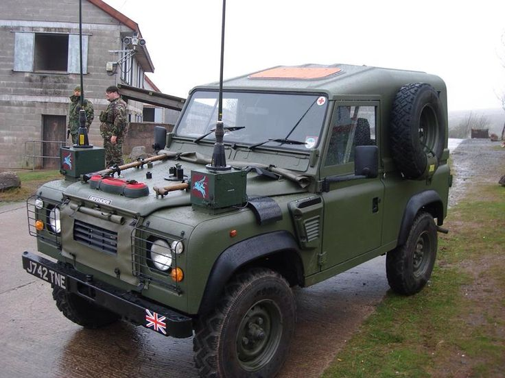 274 best Military Land Rover images on Pinterest | Military ...