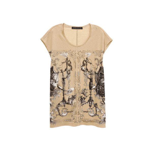 バレンシアガ (BALENCIAGA) - Tシャツ - 1225ファッションアイテムのカタログ検索   VOGUE.COM ❤ liked on Polyvore