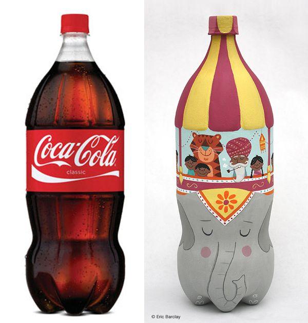 นักวาดภาพประกอบช่างคิด แปลงร่างวัสดุเหลือใช้ให้เป็นตุ๊กตาสุดน่ารัก    Read more: http://creativemove.com/creative/recycled-by-eric-barclay/#ixzz2LazOHHtV