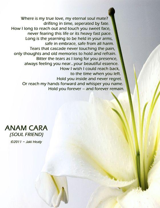 -Anam Cara ~ Soul Friend | OM Times Magazine