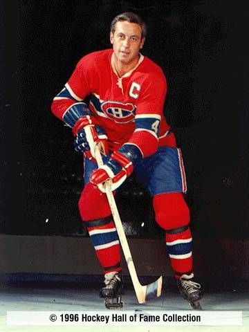 Jean Beliveau - Hard to believe, but his name is on the Stanley Cup 17 times!!