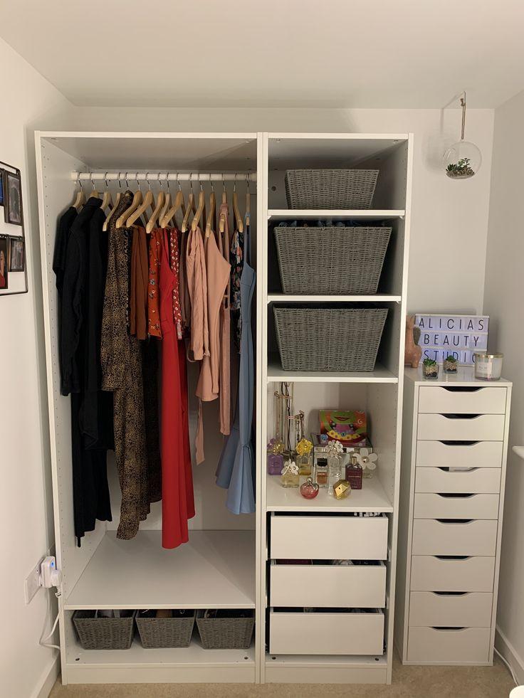 Pax planner from IKEA in 2020 Pax planner, Open wardrobe