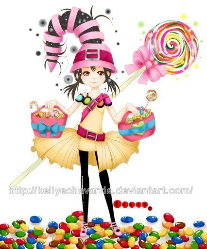 Witch sweet by KellyEchavarria.deviantart.com on @deviantART
