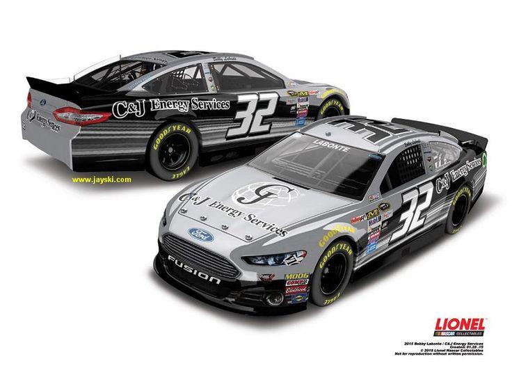 Bobby Labonte to run this scheme at both Daytona races and both Talladega races in 2015