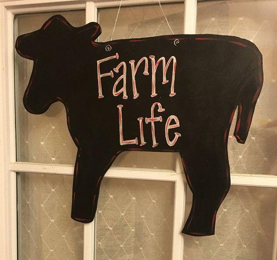 Cow Door Hanger