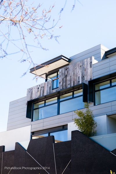 Residential apartment complex in Hawthorn, Victoria.