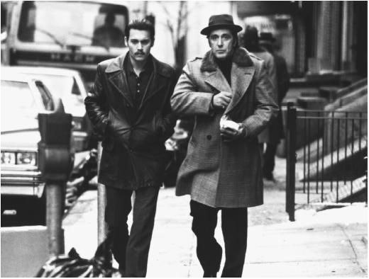 Al Pacino & Joohny Deep