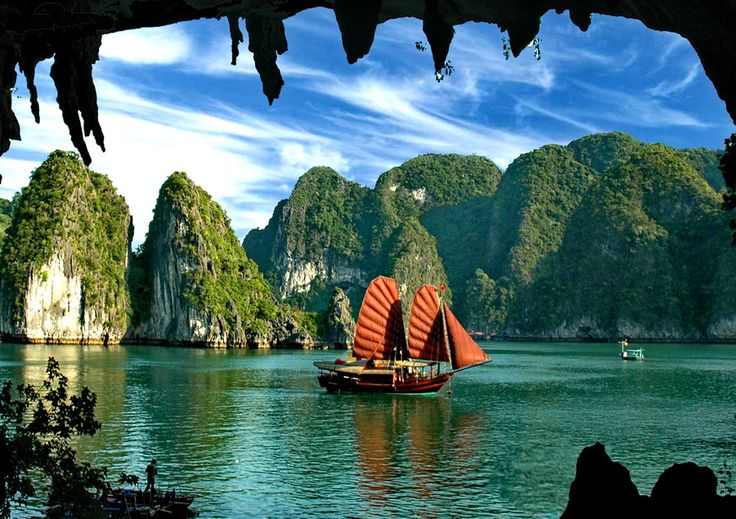 HaLong Bay. Singles Vacation Includes * 10 Nights Hotel Accommodations * 1 Night onboard a Junk Boat * Breakfast Daily - 6 Lunches - 7 Dinners * English Speaking Travel Leader * Domestic Flights * Private Transportation * Guided Tours, Admissions and Activities per itinerary * Airport/Hotel Transfers on Tour Dates * All Taxes and Surcharges. $2,495*