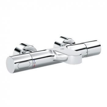 Grohe Grohtherm 3000 Cosmopolitan Mitigeur thermostatique bain/douche avec butée thermique