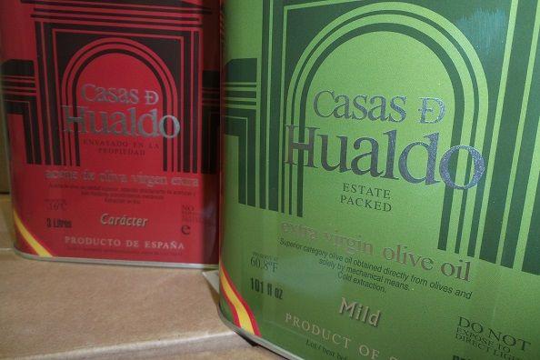 Visitamos la almazara de Casas de Hualdo (30.05.2015). @UCMgastro, @CasasdeHualdo. Imagen @nuriblan